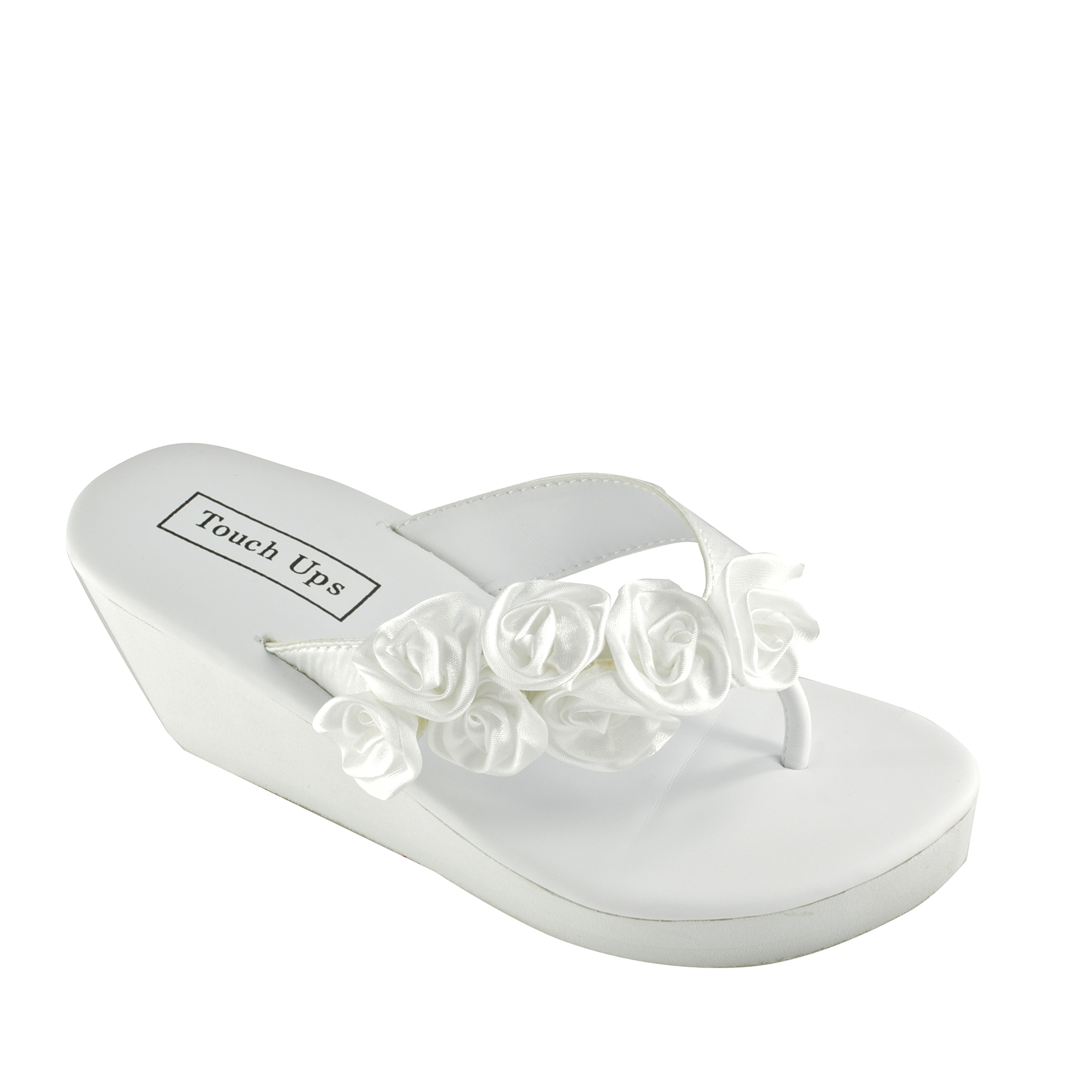 fcf8ff3c2 Bridal Flip Flops -- Comfortable Wedding Shoes