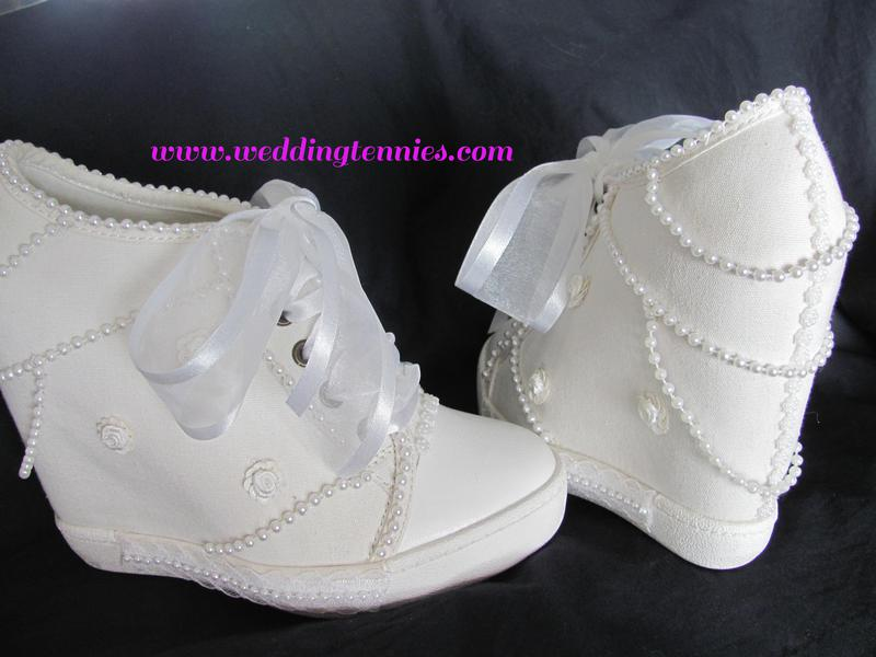 94eea632eea4 Wedding Tennies and Formal Shoes -- Comfortable Tennis Shoes