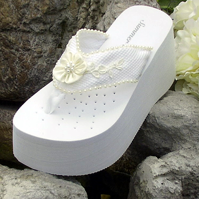 Wedding Tennies and Formal Shoes -- Flip Flops, Thongs, Sandals